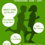 ESCOLA D'ATLETISME 2016-17