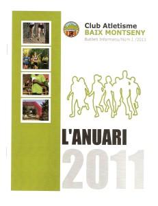 Imatge de la portada de l'anuari.