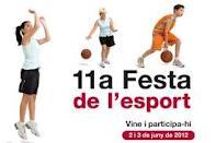 11ena. FESTA DE L'ESPORT