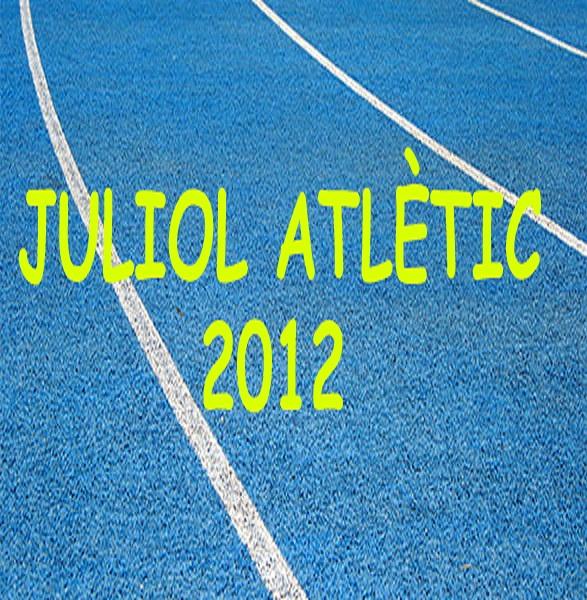 JULIOL ATLÈTIC 2012