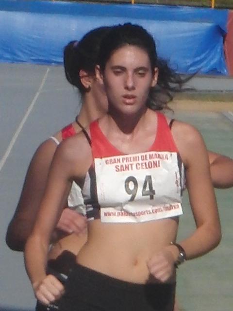 ANNA GABARRON, TRESORERA DEL CLUB