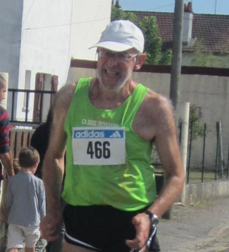 ALBERT GALIN, RÈCORD DELS 10 KM. MARXA