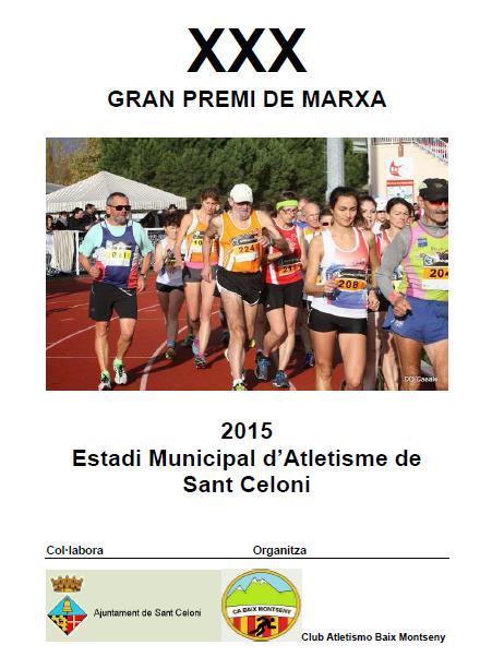 XXX GRAN PREMI DE MARXA