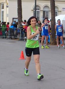Carme Freire campiona de Catalunya W-45
