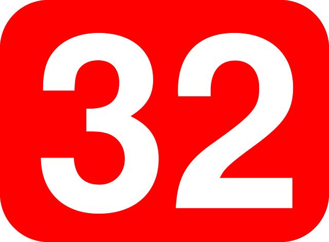 32 LLICÈNCIES TRAMITADES