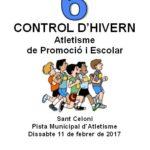 CONTROL D'HIVERN