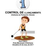 CONTROL DE LLANÇAMENTS