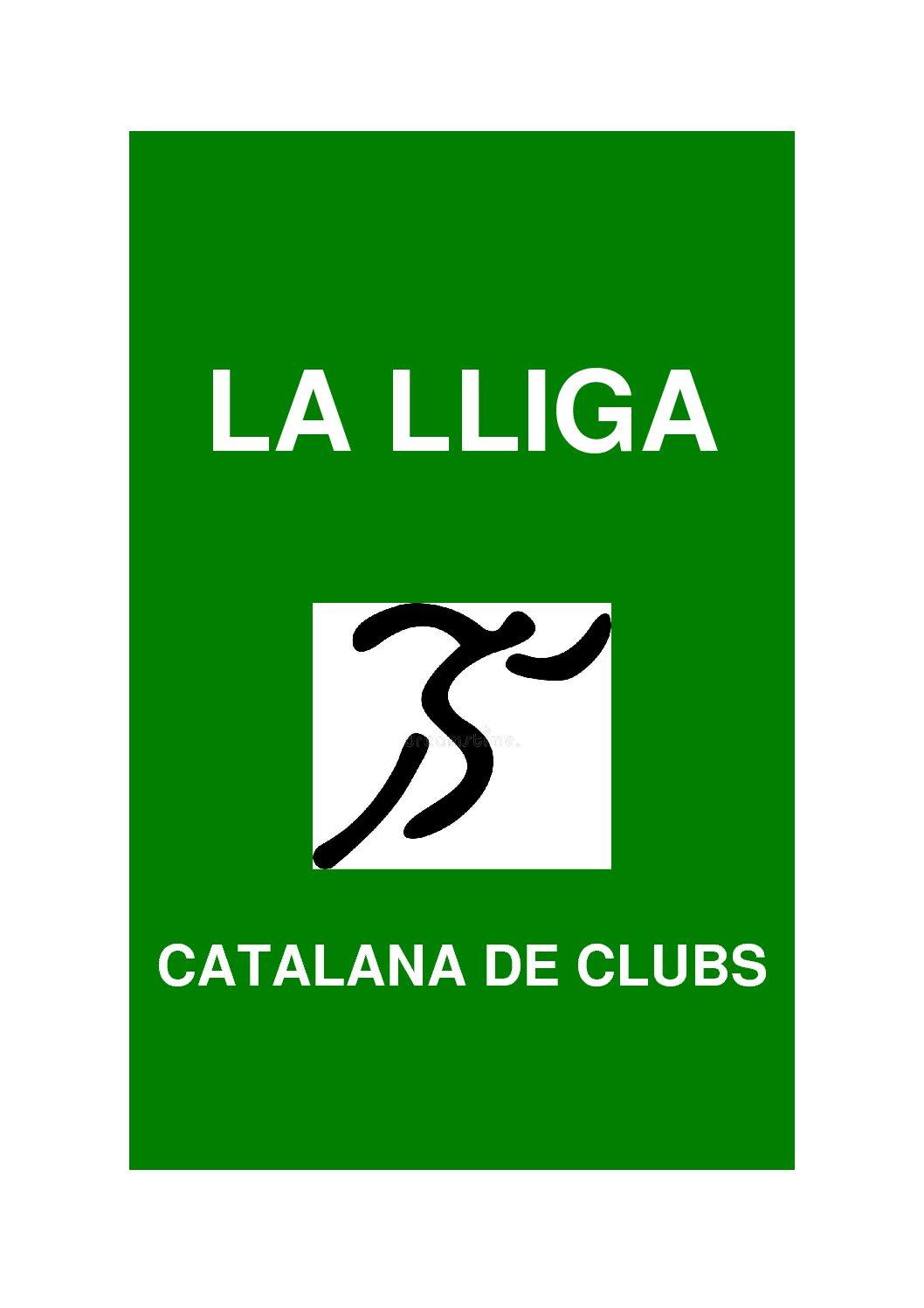 DEBUTEM A LA LLIGA CATALANA DE CLUBS