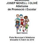 MEMORIAL JOSEP NOVELL I OLIVÉ