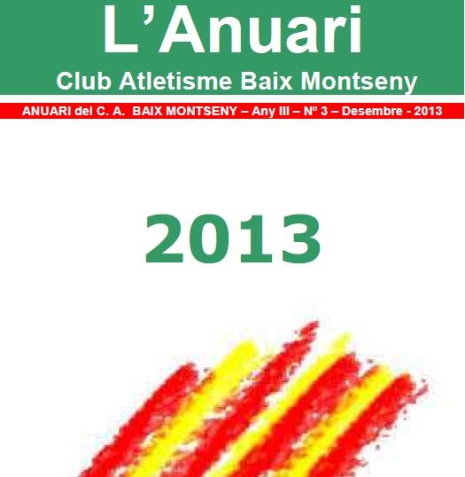 ANUARI 2013