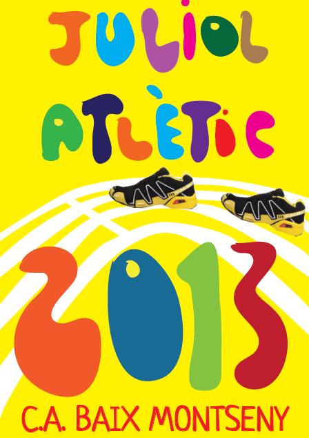 JULIOL ATLÈTIC 2013