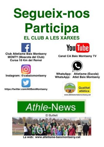 EL CLUB A LES XARXES