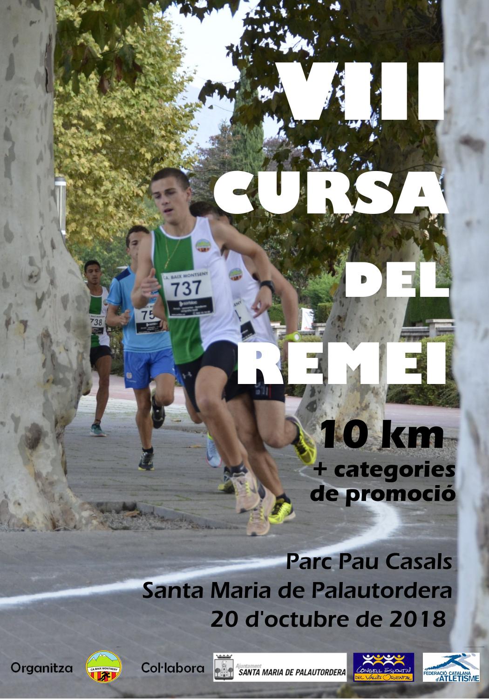 VIII CURSA 10 KM DEL REMEI