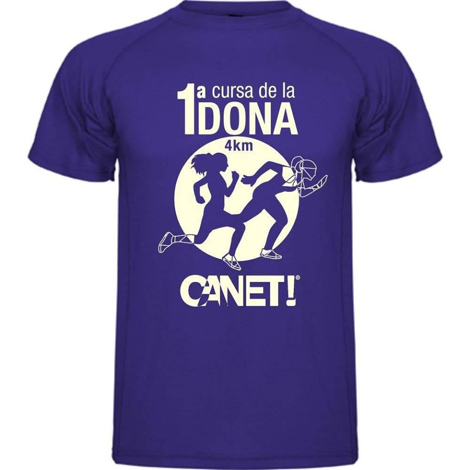CURSA DE LA DONA A CANET